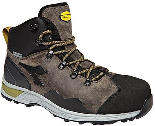 Diadora D-Trail Leather 173867 HG S3 Grijs