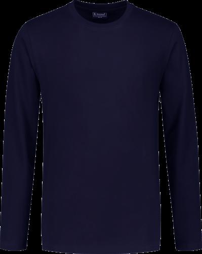 Workman 03022 T-Shirt Longsleeve - Navy