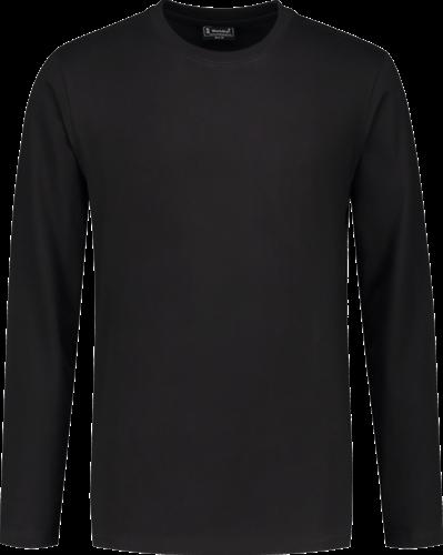Workman 03062 T-Shirt Longsleeve - Zwart