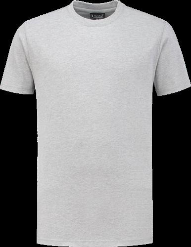 Workman 0342 T-shirt Heavy Duty - Grijs Melange