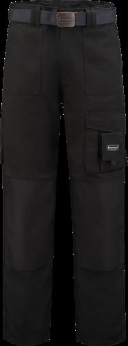 Workman 1064 Classic Worker ZIP OFF - Black