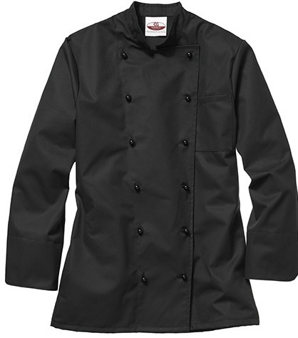 C.G. Workwear CGW9071 Chef`s Jacket Rimini Lady