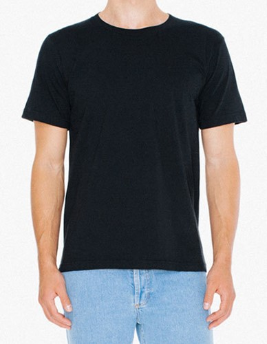 American Apparel - Unisex Fine Jersey T-Shirt - 146 grams