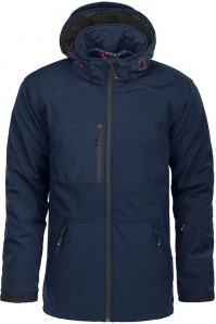 SALE! DAD 131020 Mount Wall Softshell Jas - Navy - Maat XL