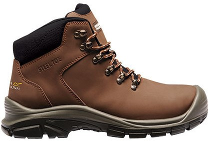 Regatta RGH1140 Peakdale S3 Safety Hiker - Peat - 39
