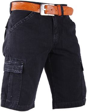 Crosshatch Mariner B Jeans Short - Maat 40