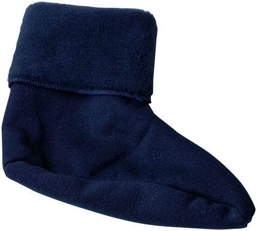 SALE! Elka 1513000 Rain Fibre pile socks - Navy - Maat 39