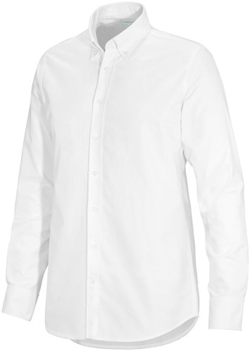 SALE! Cottover 141032 Oxford Shirt Heren - Wit - Maat L