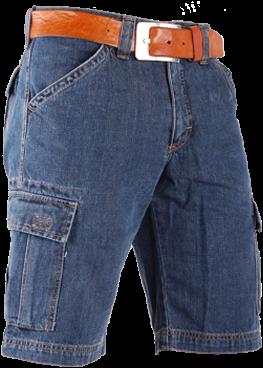 Crosshatch Mariner Jeans Short - Maat 40