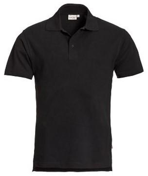 SALE! Santino Poloshirt Ricardo - Zwart - Maat XL