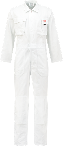 Workman 2008 Classic Overall - Wit
