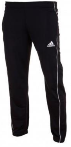 SALE! Adidas Trainingsbroek CORE18 - Zwart - Maat M