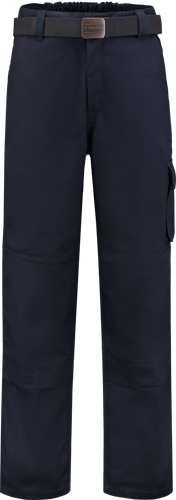 Workman 2024 Classic Trousers - Navy