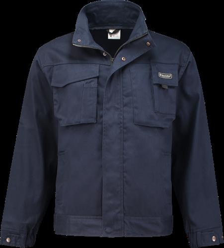Workman 2030 Classic Zomerjas - Navy
