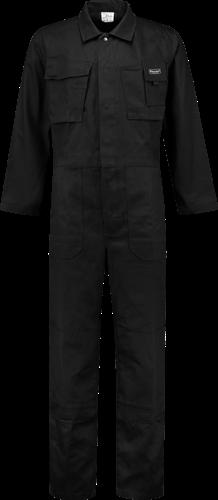 Workman 2068 Classic Overall - Zwart