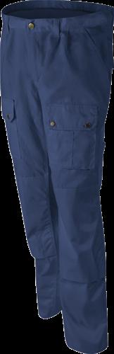 Workman 2123 Beaver Trousers - Navy