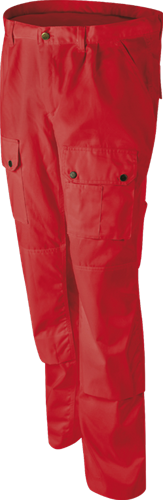 Workman 2124 Beaver Trousers - Rood