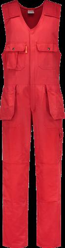Workman 2134 Bodypants Beaver - Rood