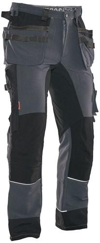 SALE! Jobman 2191 Werkbroek HP Stretch - Donker grijs - Maat C48