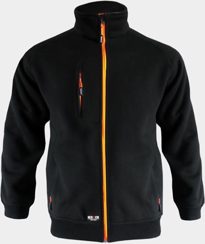 SALE! Herock 23MSW1603BK Othello Sweater - Zwart - Maat XL