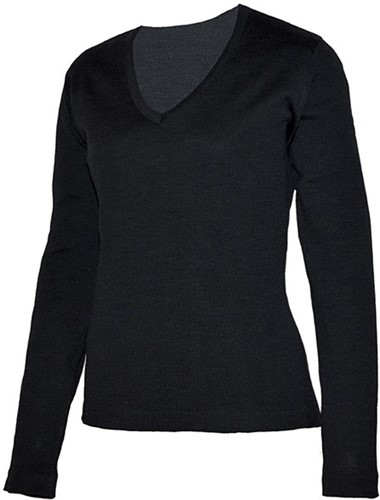 SALE! Giovanni Capraro 29333-19 Dames Pullover - Zwart Melee - Maat  XL