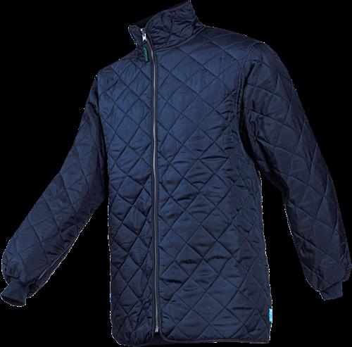 SALE! Sioen Lauwers Winterjas - Marineblauw - Maat L