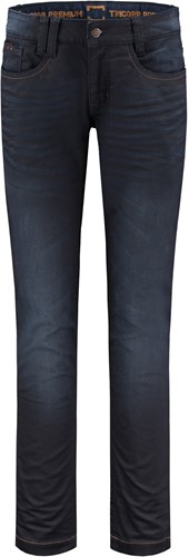 SALE! Tricorp 504004 Jeans Premium Stretch Dames - Denimblauw - Maat 28/32