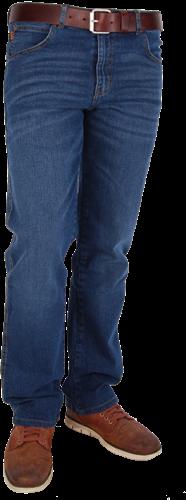 Crosshatch Lancaster Spijkerbroek Stretch - Breedte 30 - Lengte 32