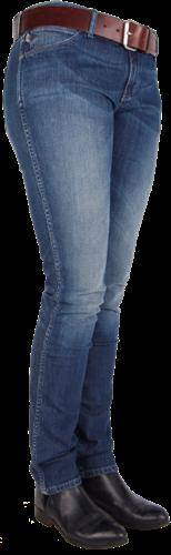Crosshatch Daisy Dames Spijkerbroek Stretch - Breedte 28 - Lengte 30