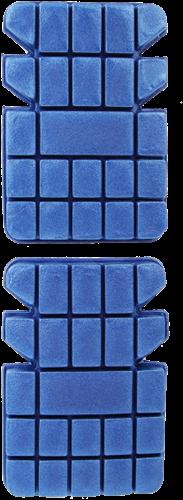 Crosshatch Crossknee Kniestuk (1 paar) - Small