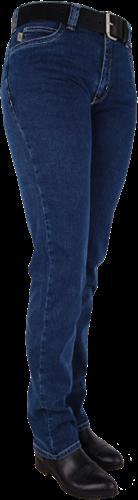 Crosshatch Shiva Dames Spijkerbroek Stretch-Breedte 28 - Lengte 32