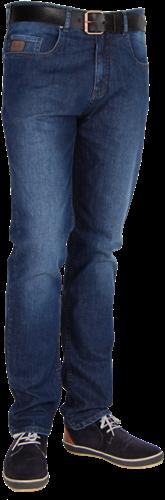 Crosshatch Vesper Spijkerbroek Mid Stretch - Breedte 28 - Lengte 30
