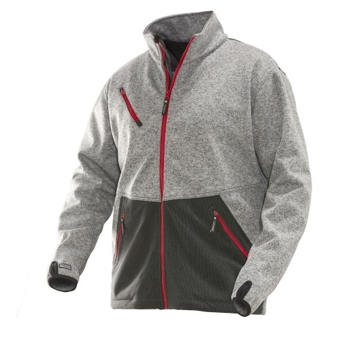 Jobman 1247 Softshell Jack Layer 3