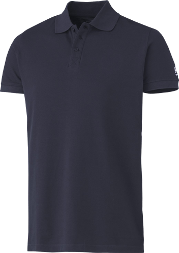 OUTLET! Helly Hansen 79182 Salford Pique - Navy - Maat L