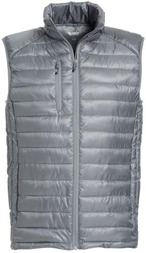 SALE! Clique 020974 Hudson Heren Bodywarmer - Grijs - Maat XL