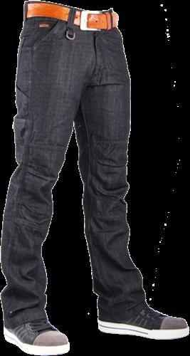 Crosshatch Toolbox-B Spijkerbroek Stretch-Breedte 28 - Lengte 30