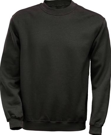 SALE! Acode 100225-940 Sweater - Zwart - Maat L