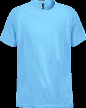 SALE! Acode 100239 T-shirt - Lichtblauw - Maat 2XL