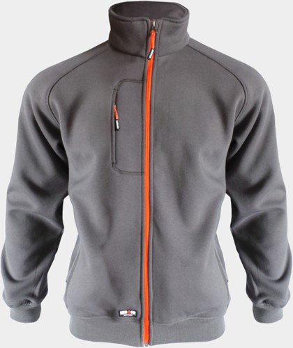 SALE! Herock 23MSW1603 Othello Sweater - Grijs - Maat XL