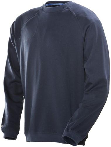 SALE! Jobman 65512293 Sweatshirt - Grijs - Maat XL
