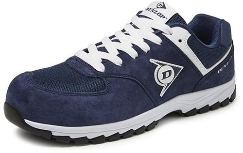 Dunlop Flying Arrow Lage Veiligheidssneaker S3 Metaalvrij - Navy