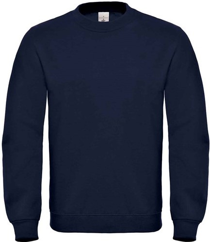 SALE! B&C 8711966 Sweater - Navy - Maat 3XL