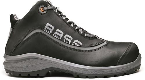 Base B0873 Be-Free Top Dames Veiligheidsschoen S3 - Zwart/Grijs