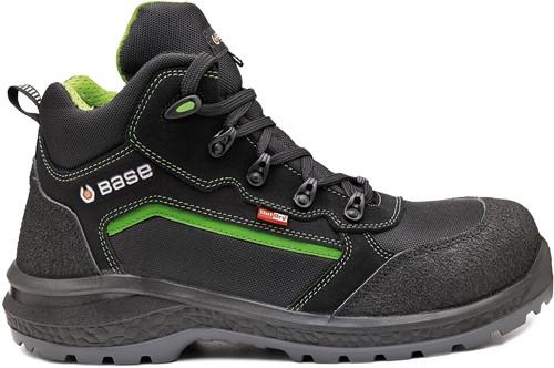 Base  B0898 Be-Powerful S3 - Zwart/Groen