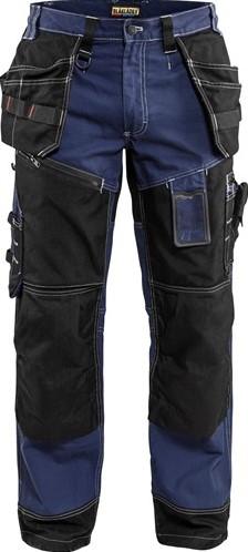 SALE! Blaklader 15001370 Werkbroek X1500 - Marine/blauw - C52
