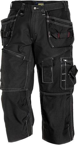 SALE! Blaklader 15011310 Piraatbroek X1500 - zwart - C54