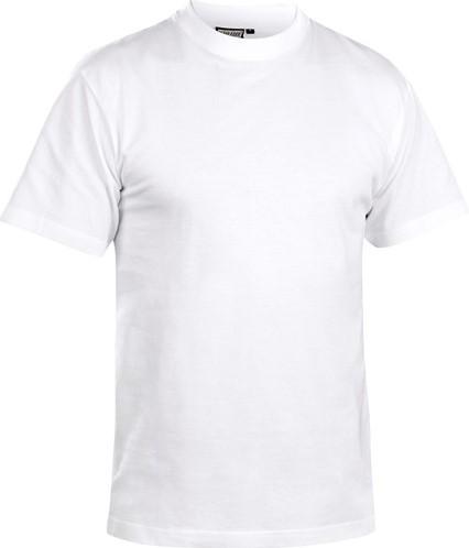 SALE! Blaklader 3300 T-shirt - Wit - Maat 2XL