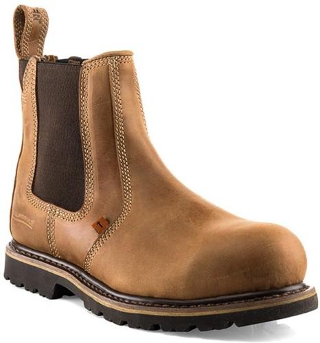SALE! Buckler Boots Instapper B1151SM SB - Lichtbruin - Maat 41