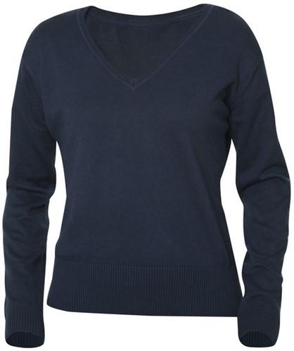 SALE! Clique 021176 Aston sweater women - Dark navy - Maat S