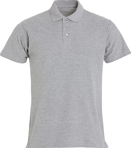 SALE! Clique 028230 Basic heren polo - Wit - Maat XS